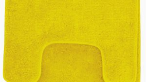 Light Yellow Bath Rug Hailey 3 Piece Bathroom Rug Set Bath Mat Contour Rug toilet Seat Lid Cover Yellow