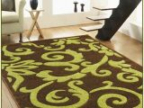 Lime Green and Grey area Rugs Brown and Lime Green area Rugs