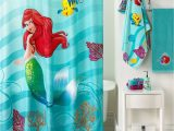 Little Mermaid Bathroom Rug Disney Bath Little Mermaid Shimmer and Gleam Collection