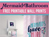 Little Mermaid Bathroom Rug the Cutest Mermaid Bathroom Ever with Matching towels