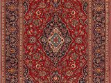 Living Room area Rugs Amazon Amazon Floral Red Ardakan Wool area Rug Hand Knotted