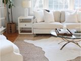 Living Rooms with Large area Rugs Layered