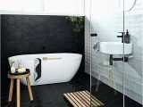 Long Black Bathroom Rug Furniture Bathrooms Black White Bathroom Tile and Designs