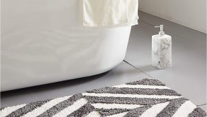 Long Gray Bathroom Rug Amazon Desiderare Thick Fluffy Dark Grey Bath Mat 31