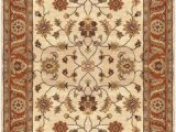 Lowes area Rugs 10 X 14 Surya Crowne Traditional area Rug 10 Ft X 14 Ft Rectangular Beige