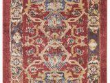 Lowes Room Size area Rugs Safavieh Bijar Brown and Rust area Rug Bij652d 8