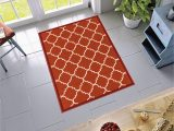 Machine Washable Rubber Backed area Rugs Machine Washable Rubber Backing Rugs Amazon Com