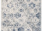Macy S area Rugs 4×6 Macy oriental White Royal Blue area Rug