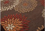 Macy S area Rugs 4×6 Modernrugs Red Beige Floral Modern and area Rugs Ravens Rug
