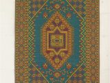 Mad Mats Turkish Outdoor area Rug Turquoise Reclaimed Kasbah Rug I Love Love these Rugs