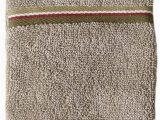 Madison Stripe Bath Rug Skl Home by Saturday Knight Ltd H0891000805403 Madison Stripe Fingertip towel Red