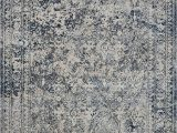 Magnolia Home Collection area Rugs Everly Vy 04 Slate Slate area Rug Magnolia Home by Joanna