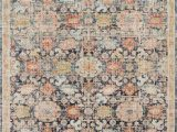Magnolia Home Collection area Rugs Graham Gra 05 Blue Multi area Rug Magnolia Home by Joanna Gaines