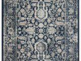 Magnolia Home Everly Dark Blue Rug Magnolia Home Everly Vy 01 Indigo Indigo area Rug12 X 15