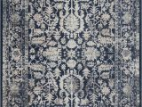 Magnolia Home Lotus Blue Rug Fashion Look Featuring Pier 1 Imports Indoor Rugs and Pier 1