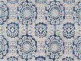 Magnolia Home Lotus Blue Rug Magnolia Home Lotus Blue Antique Ivory by Hom Furniture