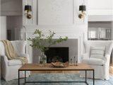 Magnolia Home Ophelia Blue Multi Rug Ophelia Oe 02 Grey Sky area Rug Magnolia Home by Joanna Gaines