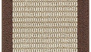 Mainstays Faux Sisal area Rugs Amazon Mainstays Faux Sisal Tufted High Low Loop area