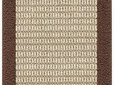 Mainstays Frame Border area Rugs Amazon Mainstays Faux Sisal Tufted High Low Loop area