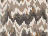 Mainstays Titan solid area Rug Mainstays 5 X7 Ikat Grey Shag area Rug Walmart