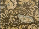 """Maples Paisley Floral area Rug Nourison Rajah Paisley Floral 7 9"""" X 9 9"""" area Rug"""