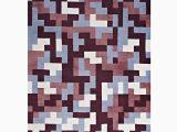 Maroon and Blue Rug Boyles Geometric Maroon Light Blue area Rug