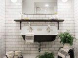 Master Bathroom Rug Ideas 40 Fy Farmhouse Bathroom Makeover Ideas Bathroomideas