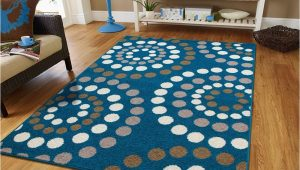 Mat for Under area Rug area Rugs On Clearance Small Rugs for Under 20 2×3 Blue