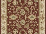 Mcelrath Blue Brown area Rug Veranda Vr 03 Burgundy Rug From the Outdoor Rugs Collection