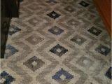 Melrose Modern Geometric Ivory Blue area Rug by Home Dynamix Home Dynamix Melrose Maritza area Rug