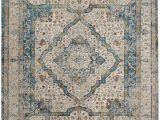 Memory Foam area Rug 8×10 Safavieh Aria Creme and Red 9 X 12 area Rug & Reviews