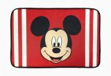 Mickey Mouse Bathroom Rug Walmart Disney Mickey Foam Bath Rug 1 Each Walmart Com