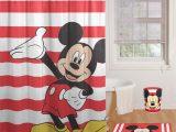 Mickey Mouse Bathroom Rug Walmart Mickey Mouse Classic Stripe 3pc Bath Set Walmart Com