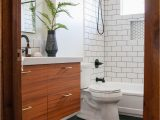 Mid Century Modern Bath Rug Modern Bathroom Renovation Reveal the Finished E Room