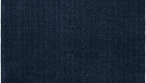 Midnight Blue area Rug Famous Maker Avali Midnight Blue area Rug
