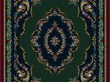 Milliken area Rugs Signature Collection Milliken Innovation Lafayette 7316c Sapphire Garnet