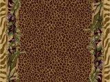 Milliken area Rugs Signature Collection Milliken Signature Jungle Safari 4559c 4210 Pale topaz