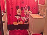 Minnie Mouse Bathroom Rug Mickey Mouse Bathroom Set