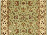 Mint Green and Brown area Rug Mint Green oriental Rug