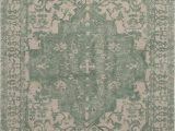 Mint Green and Brown area Rug Safavieh Rvt Restoration Vintage Restoration 421 Mint Ivory area Rug