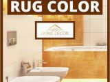Modern Bathroom Rugs and towels How to Choose Bathroom Rug Color Home Decor Bliss