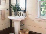 Modern Farmhouse Bathroom Rugs Farmhouse Bathroom Ideas