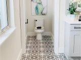 Modern Farmhouse Bathroom Rugs Modern Farmhouse Bathroom Decor with Vintage Tiles