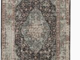 Mohawk 8 X 10 area Rugs Mohawk Home Prismatic Bellepoint Gray Floral Distressed
