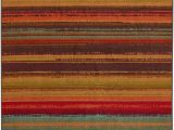 Mohawk Home Boho Stripe area Rug Mohawk Home Avenue Stripe Indoor Outdoor area Rug 5 X 8 Multi Colored