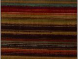 Mohawk Home Boho Stripe area Rug Mohawk Home Multicolor New Wave Boho Stripe area Rug 6 X9