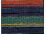 Mohawk Home Boho Stripe area Rug Mohawk Home New Wave Rainbow Kaleidoscope area Rug