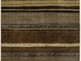 Mohawk Home Boho Stripe area Rug Mohawk Home New Wave Rainbow Neutral Striped Printed area Rug 7 6×10 Tan