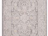 Mohawk Home Francesca area Rug 8×10 Safavieh Reflection Light Gray and Cream 3 X 5 area Rug