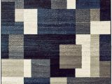 Mohawk Home Mercario Smoke Blue Geometric area Rug 30 Best Weaving Images